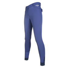 HKM EMMA FULL SILICONE SEAT BREECHES - DARK BLUE - RRP £89.99